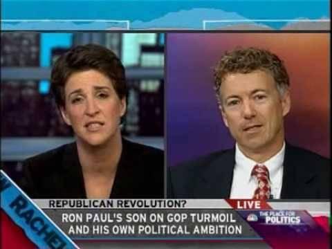 Rand Paul Rachel Maddow Interview Analysis