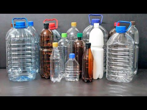 Поделки из пластиковых бутылок для сада и огорода своими руками пошагово