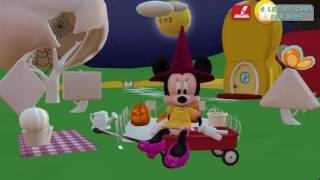 Download Coloring Book Minnie Mouse Halloween Disney Color And Play