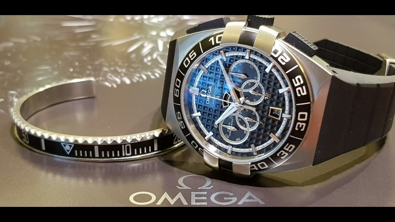 Звезда Omega или Double Eagle Co-Axial Chronograph