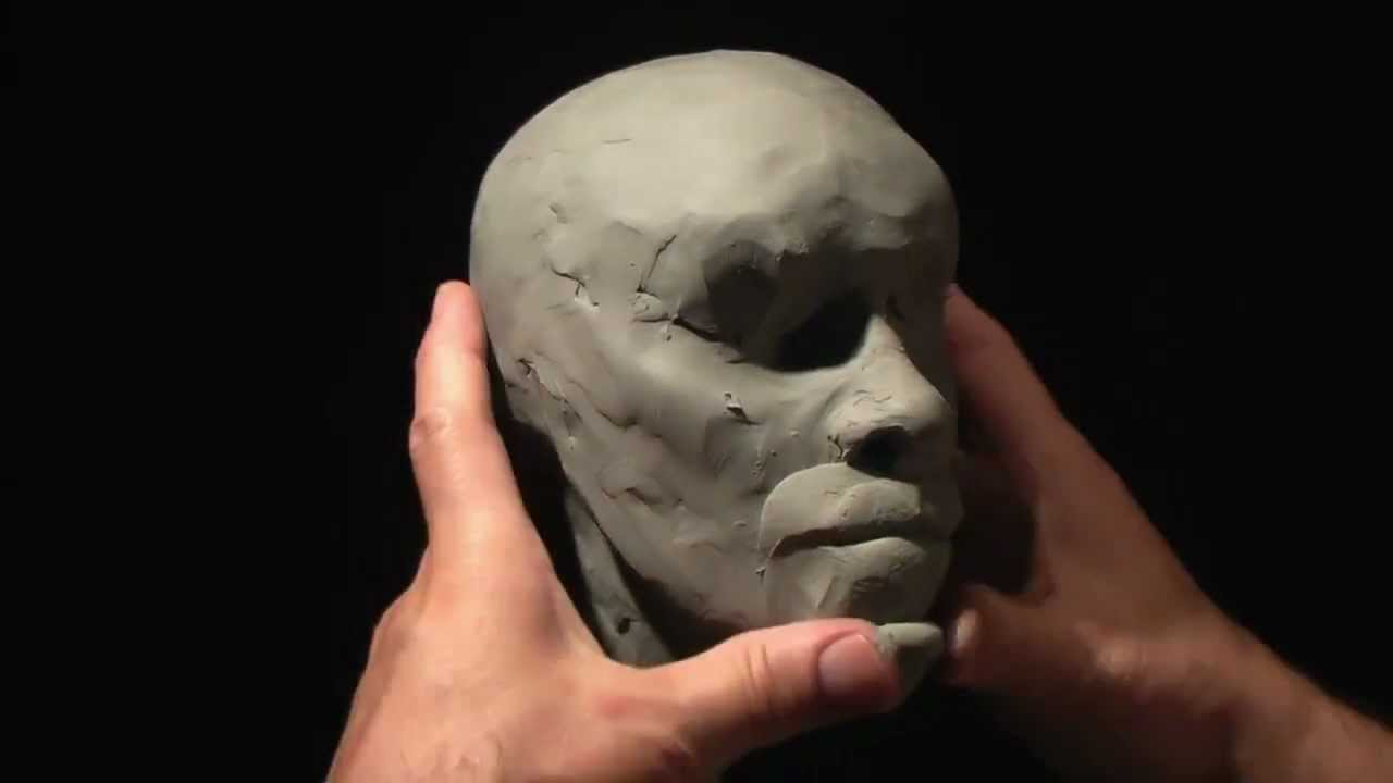 How to sculpt from clay 2