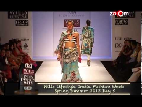 India Fashion Week - Spring Summer 2013 - Episode 5