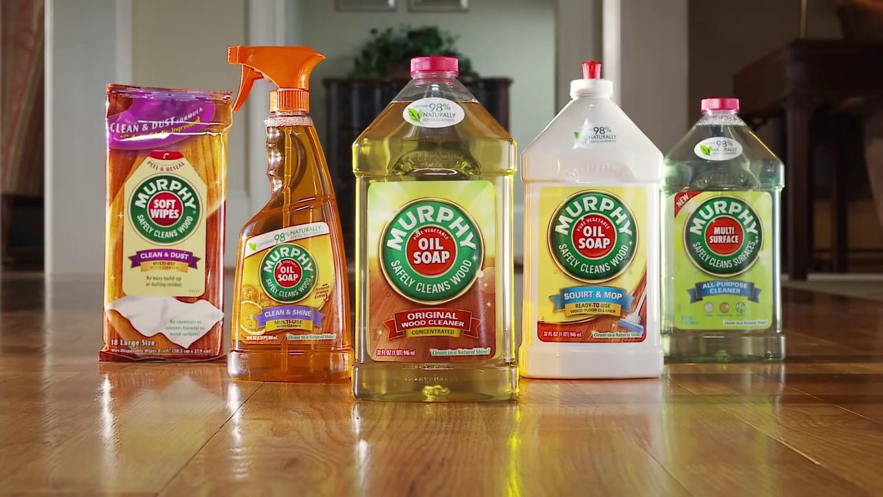 Cleaning Hardwood Floors With Murphy Oil Soap - Other great uses for murphy oil soap products
