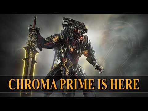 Warframe - Chroma Prime Is Here (Drop Locations) thumbnail