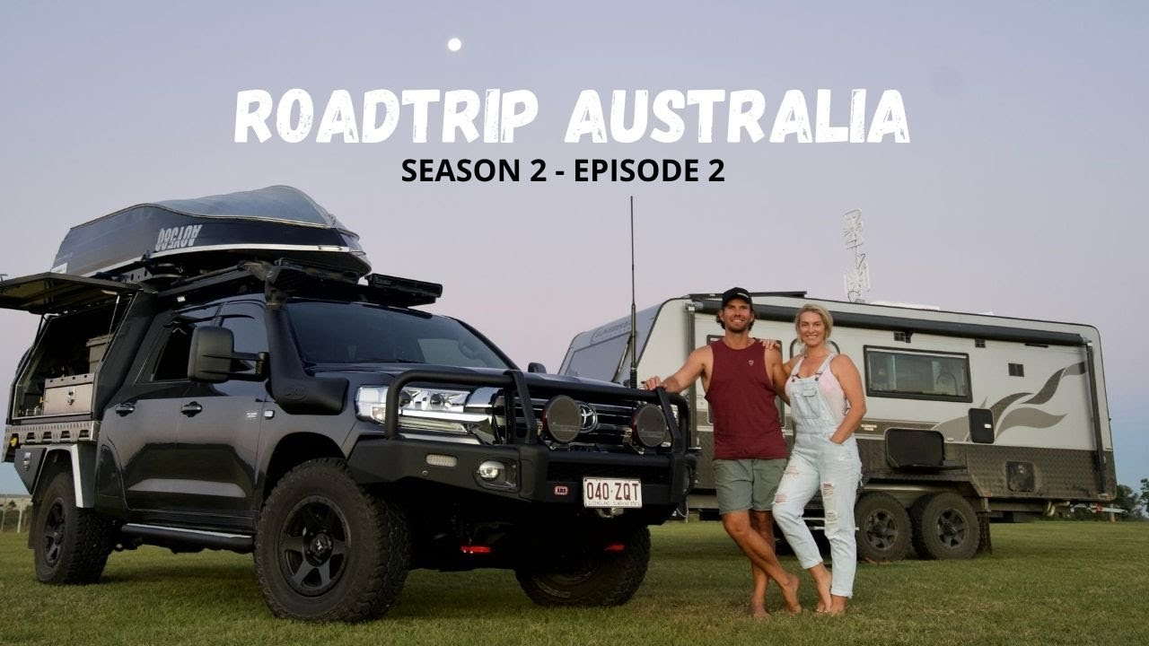 LOW COST CAMPING THE HINTERLAND!! Kilkivan to the Fraser Coast | Roadtrip Australia