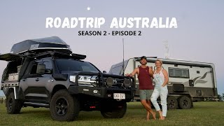 LOW COST CAMPING TΗE HINTERLAND!! Kilkivan to the Fraser Coast | Roadtrip Australia