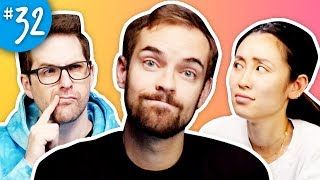 Do We Believe In Past Lives? w/ Jacksfilms - SmoshCast #32