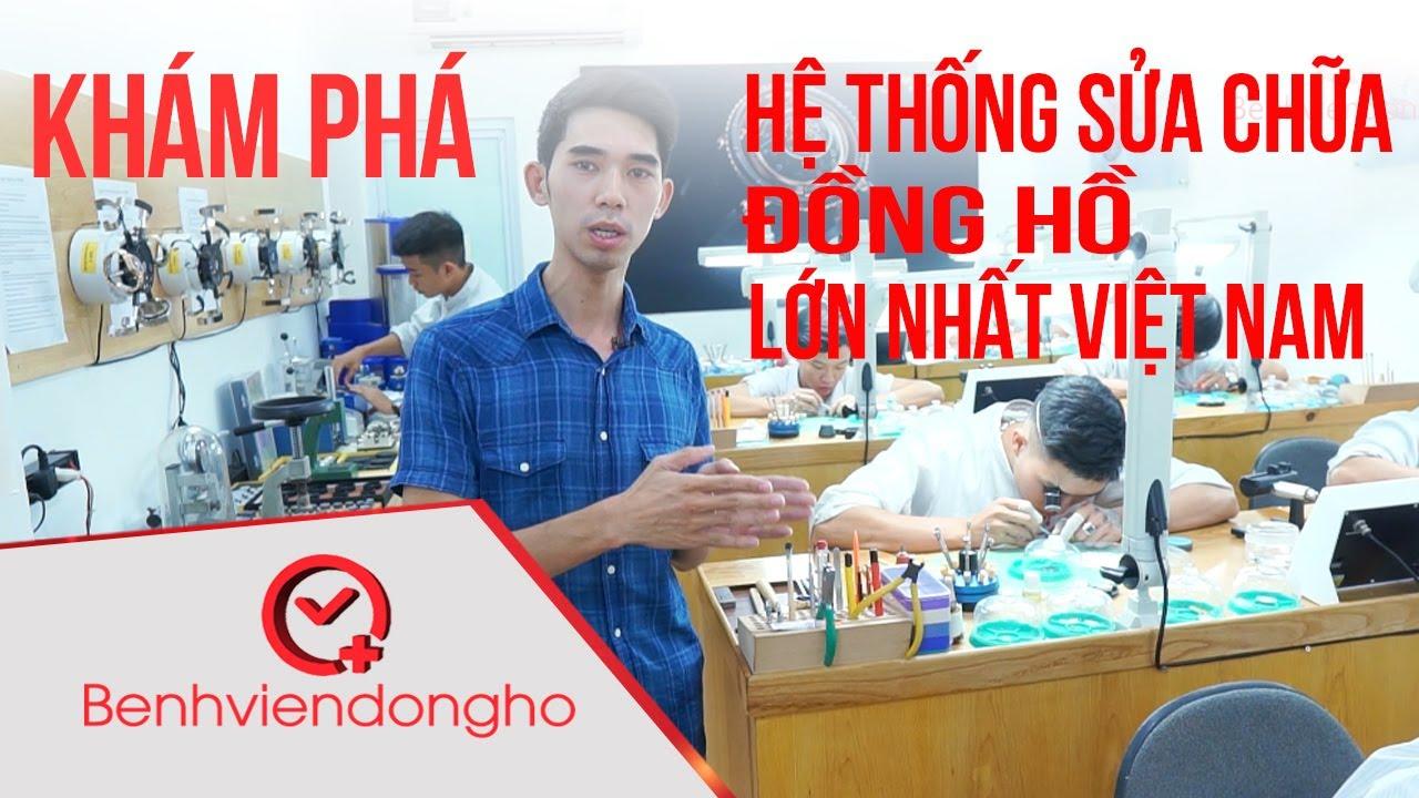 ❓ Khám phá Hệ thống Sửa Chữa Đồng Hồ Lớn Nhất Việt Nam – Benhviendongho.com