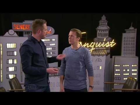 "Ylvis- Bård on ""Later with Tørnquist"" Promo [English subtitles]"