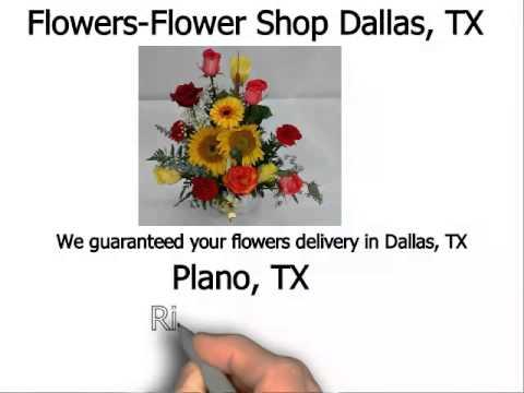 Flowers - Flower Shop Dallas, TX