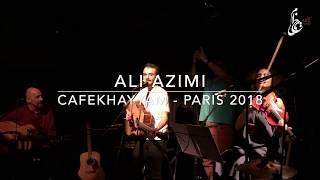 Ali Azimi Pishdaramad