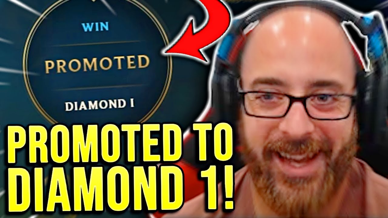 THIS IS HOW I WON MY DIAMOND 1 PROMOS! - SRO 60 Days to Masters