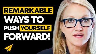 PUSH YOURSELF to Make Your DREAMS Come TRUE!   Mel Robbins (@melrobbins)   #Entspresso
