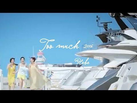 田馥甄Hebe Tien - Too much 2016