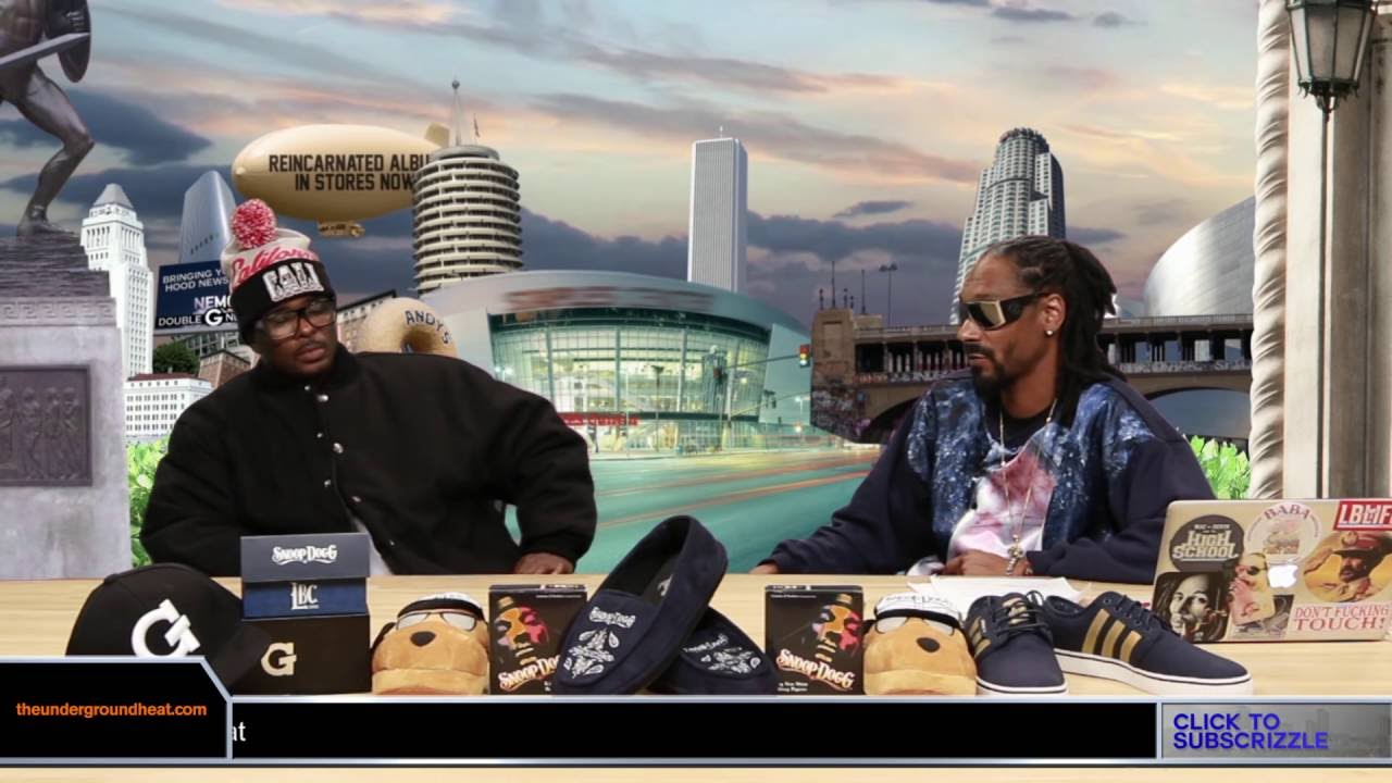 Rick Rock & Snoop Have A Game Every Night GGN