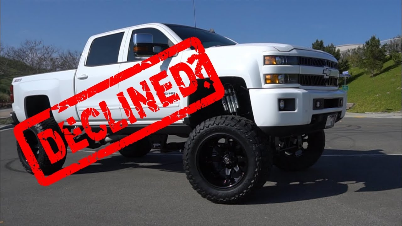 can-you-insure-a-lifted-truck