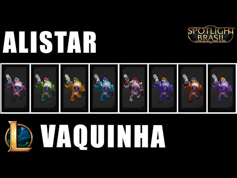 Alistar Vaquinha - Chroma Skin