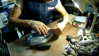 утюг Electrolux EDBT 800 ремонт