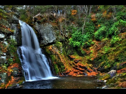 Beautiful Waterfalls Summer Chill Out Lounge  Mix HD (NEW VERSION) Del Mar