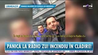 Panică la Radio Zu! Morar și Buzdugan, obligați să iasă din studio