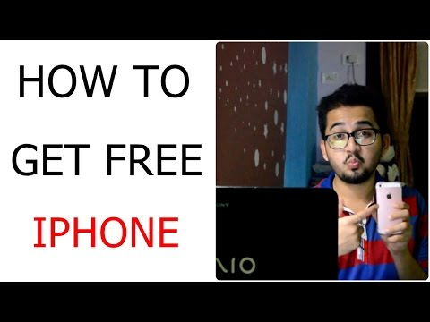 HOW TO GET FREE IPHONE 2016 | TRUE OR FAKE | SHAINMEDIA