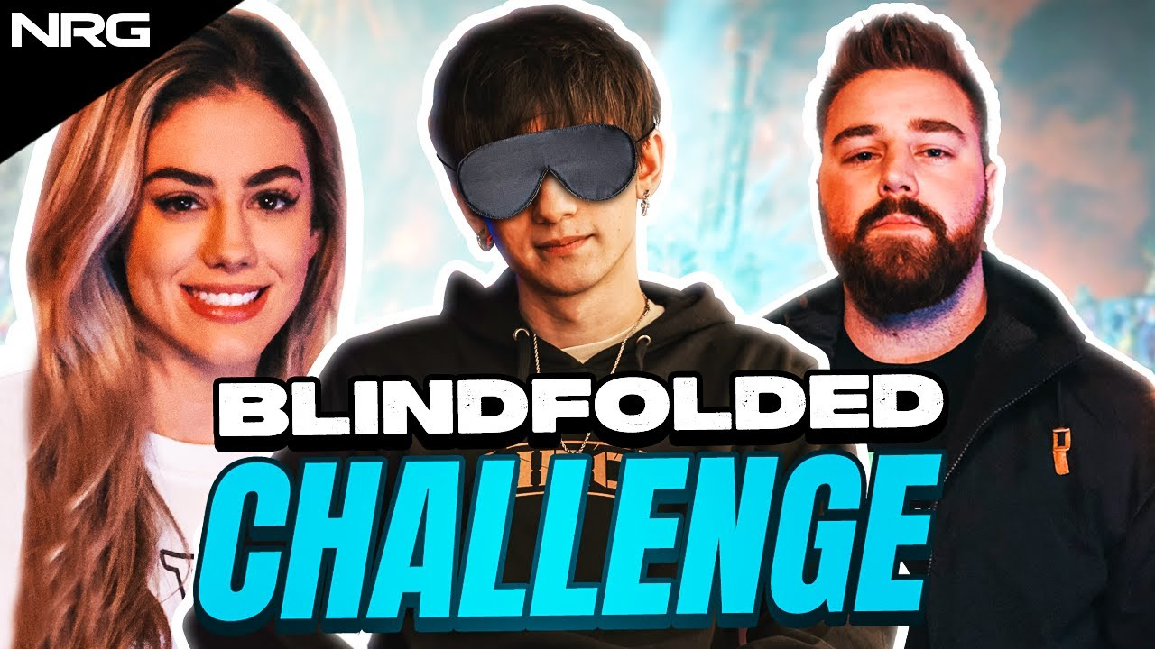 Apex Legends, but aceu is blindfolded   ft. LuluLuvely & Rogue