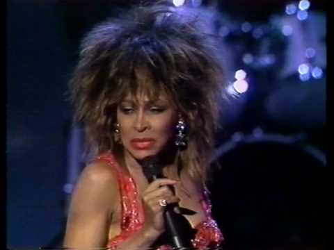 Tina Turner - Private Dancer (1985)