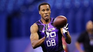 Marcus Peters (Washington, CB) |  2015 NFL Scouting Combine Highlights