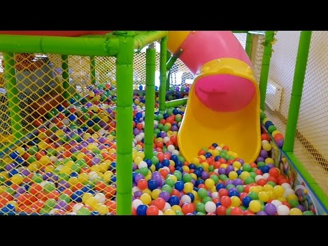Indoor Playground for kids - Plac Zabaw Dolina Charlotty