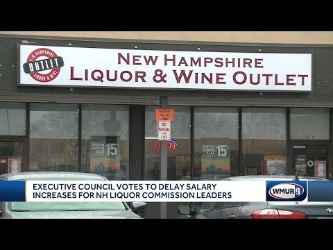 McCabe - No Raises for NH Liquor Commission Leaders
