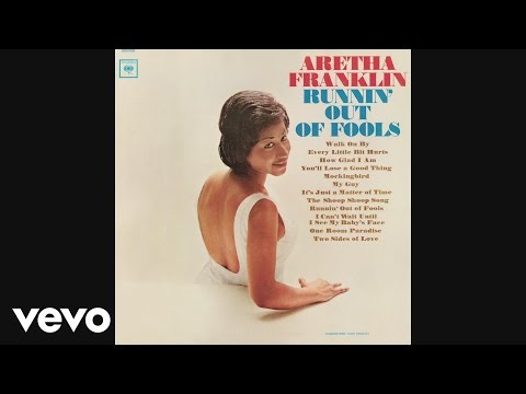 Aretha Franklin - Every Little Bit Hurts (Audio)