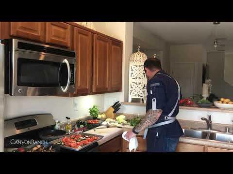 Portobello Mushroom Tacos by Chef Pete Ghione