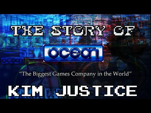 """The Story of Ocean Software: """"The Biggest Games Company in the World"""" - Kim Justice"""