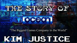 "The Story of Ocean Software: ""The Biggest Games Company in the World"" - Kim Justice"