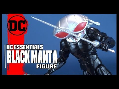 Toy Spot | DC Collectibles DC Essentials Black Manta Figure Mp3