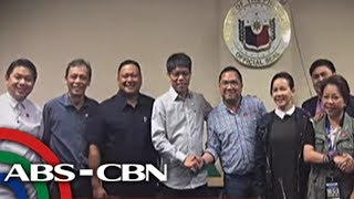 TV Patrol: Pagpapabiyahe sa Grab, Uber, inalmahan ng mga taxi operator