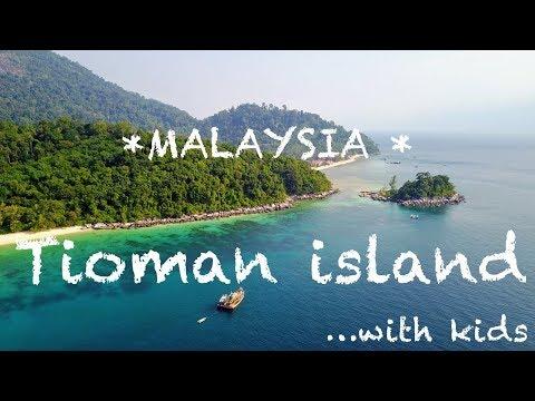 #25. Tioman Island | Malaysia 2017 | Travel Vlog