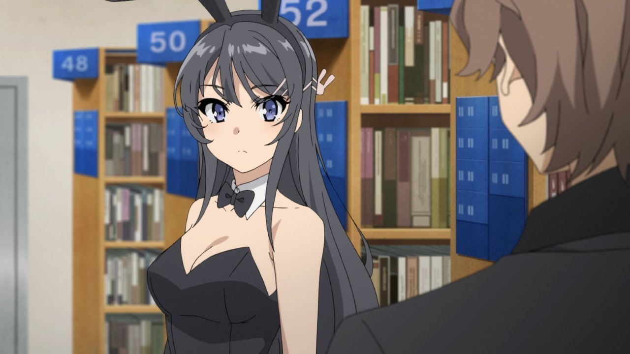 Image result for Rascal does not dream of Bunny Girl Senpai