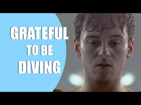 Grateful To Be Diving Into The New Season! I Tom Daley #Ad