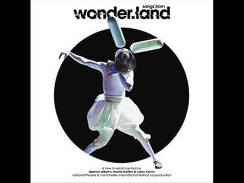 Damon Albarn- Songs From Wonder.land (Full Album)