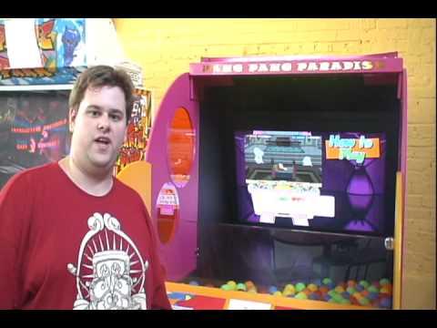Pang Paradise Arcade Review