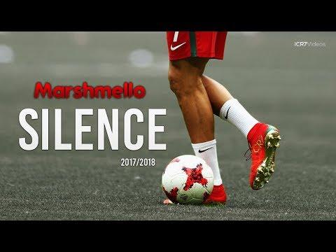 Cristiano Ronaldo ▪ Marshmello ft. Khalid - Silence ❘ Skills & Goals 2017/2018 ▪ HD