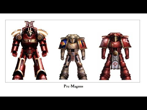 Thousand Sons - Getting Started in Horus Heresy