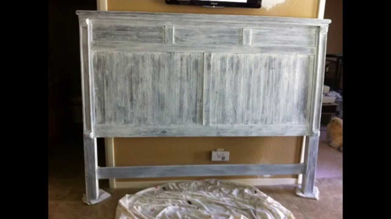 96+ Shabby Chic Headboard Diy - Full Size Of ...