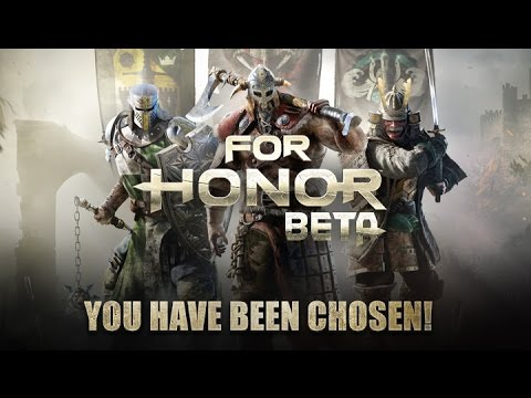 For Honor Closed Beta: End