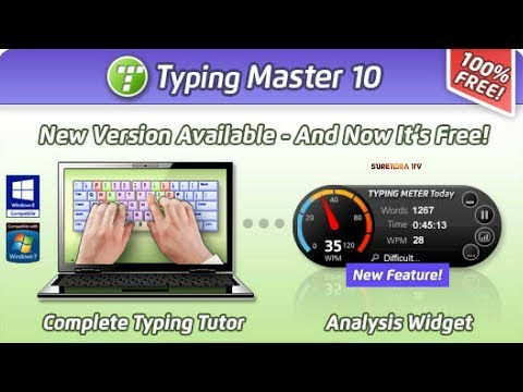 How To Download Typing Master Full Version In PC/Laptop