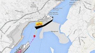 Cebu ferry collision: Death toll rises to 40