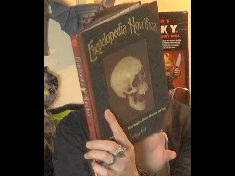 Encyclopedia Horrifica The Terrifying TRUTH! About Vampires, Ghosts, Monsters, and More