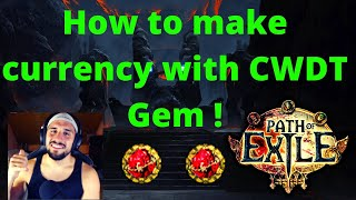 Beginner S Guide How To Make Currency With The Cast When Damage Taken Gem On Poe Youtube Cast when damage taken, curse on hit, cast while channeling and more great utility gem setups in path of exile! beginner s guide how to make currency with the cast when damage taken gem on poe