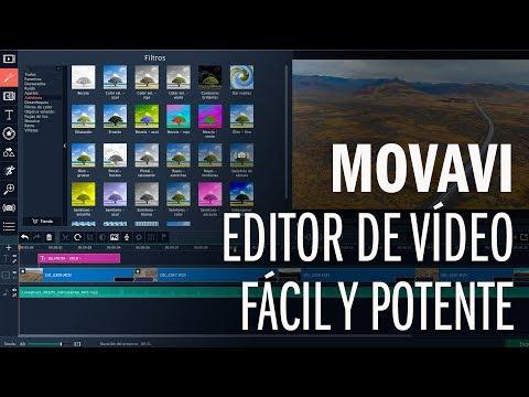 MOVAVI editor de
